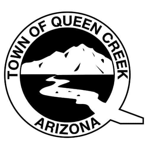 Town of Queen Creek - Logo